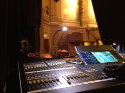 Monitors for Bebel Gilberto