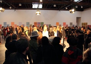 Live Sound System and Sound Engineer for Kimberly Ovitz during Fashion Week