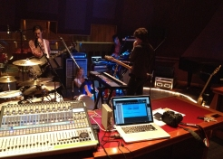 Live Multitrack Audio, Videographer for artist at the Gibson Showroom